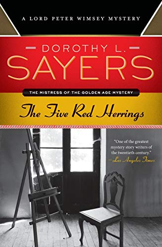 9780062341648: The Five Red Herrings: A Lord Peter Wimsey Mystery (Lord Peter Wimsey Mysteries)