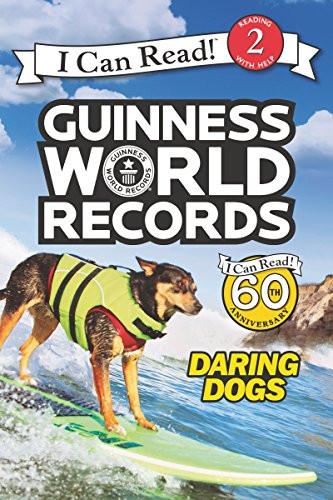 9780062341822: Guinness World Records: Daring Dogs (I Can Read Level 2)