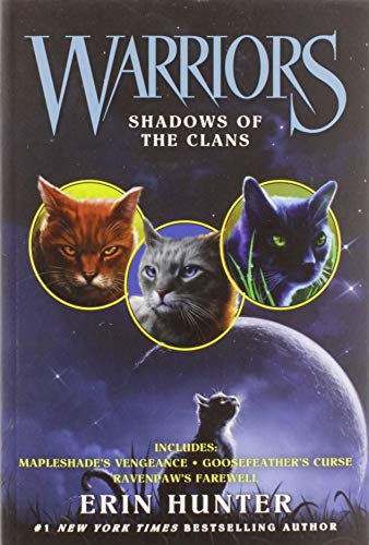9780062343321: Warriors: Shadows of the Clans