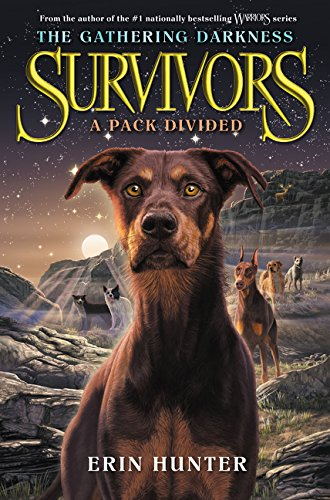 9780062343338: Survivors: The Gathering Darkness #1: A Pack Divided