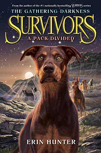 9780062343345: Survivors: The Gathering Darkness #1: A Pack Divided