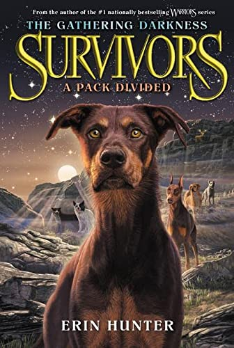 9780062343352: Survivors: The Gathering Darkness #1: A Pack Divided