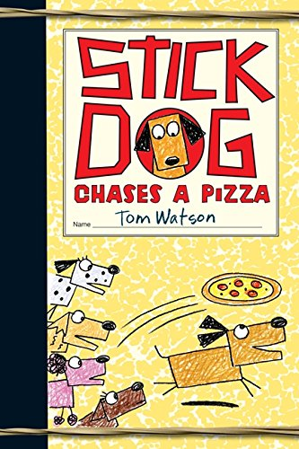 9780062344052: Stick Dog Chases a Pizza