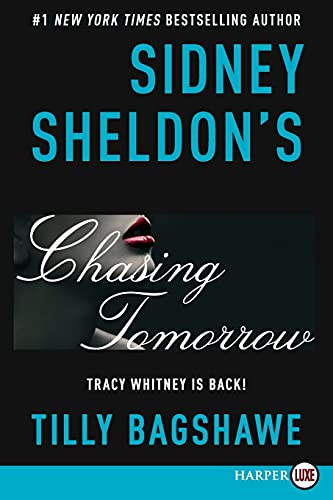 9780062344076: Sidney Sheldon's Chasing Tomorrow LP