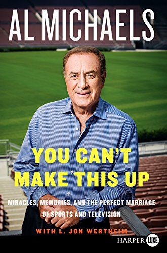 9780062344083: You Can't Make This Up LP: Miracles, Memories, and the Perfect Marriage of Sports and Television