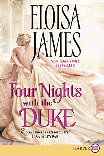 9780062344281: Four Nights with the Duke LP (Desperate Duchesses)