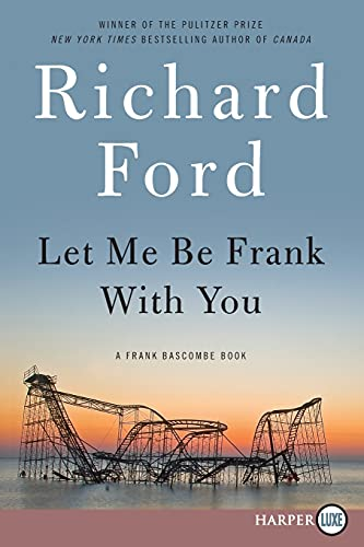 9780062344311: Let Me Be Frank with You LP: A Frank Bascombe Book