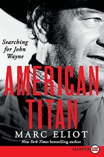 9780062344335: American Titan LP: Searching for John Wayne