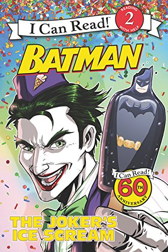 9780062344922: Batman Classic: The Joker's Ice Scream (I Can Read Level 2)