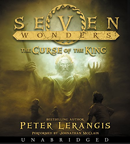 9780062345943: Seven Wonders Book 4: The Curse of the King CD