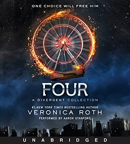 9780062346766: Four: A Divergent Collection CD (Divergent Series Story)