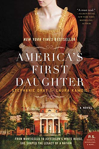 9780062347268: America's First Daughter: A Novel