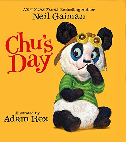 9780062347466: Chu's Day Board Book