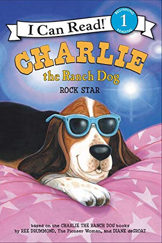 9780062347787: Charlie the Ranch Dog: Rock Star (I Can Read Level 1)