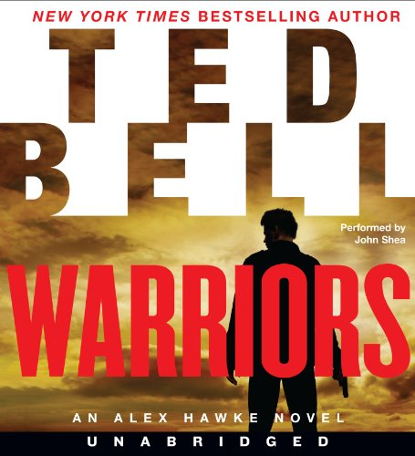 9780062347855: Warriors CD: An Alex Hawke Novel