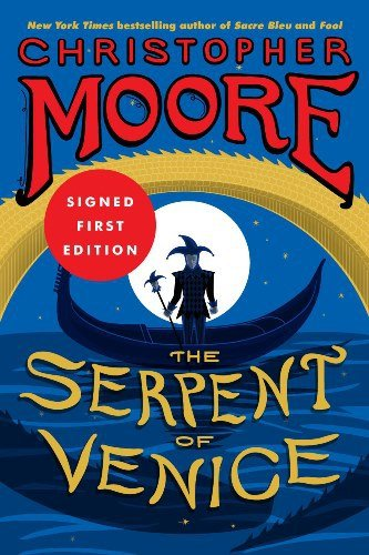 9780062348364: The Serpent of Venice (SIGNED)