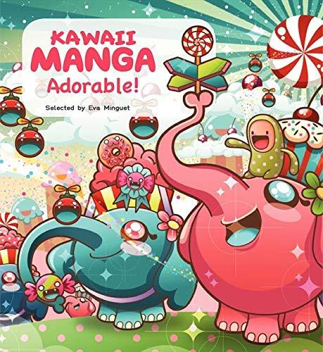 9780062348609: Kawaii Manga: Adorable!