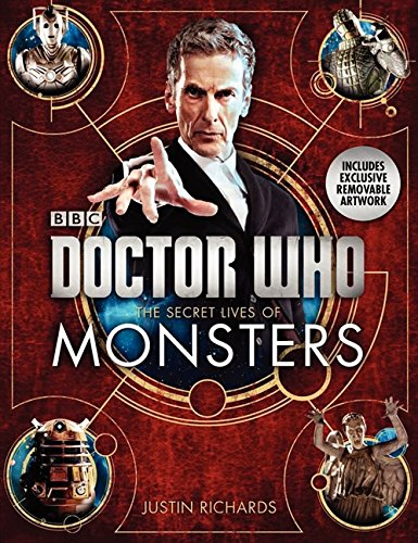 9780062348869: Doctor Who: The Secret Lives of the Monsters