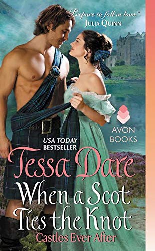 9780062349026: When a Scot Ties the Knot (Castles Ever After)