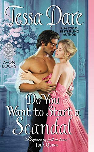 9780062349040: Do You Want to Start a Scandal (Castles Ever After)