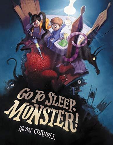 9780062349156: Go to Sleep, Monster!