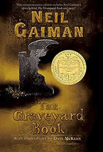 9780062349187: The Graveyard Book Commemorative Edition