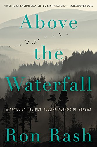9780062349323: Above the Waterfall: A Novel