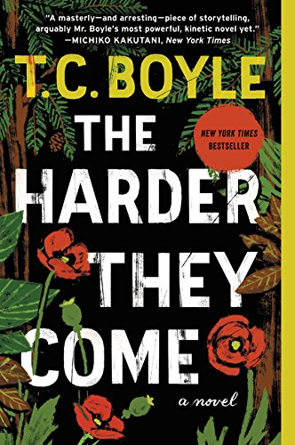 9780062349385: The Harder They Come: A Novel