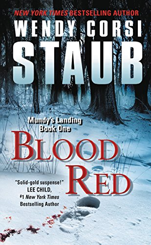 9780062349736: Blood Red: Mundy's Landing Book One