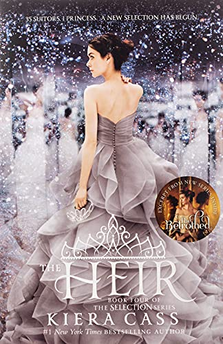 9780062349866: The Heir (The Selection)