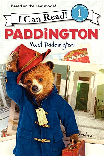 9780062349996: Paddington: Meet Paddington (I Can Read Level 1)