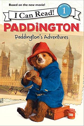 9780062350015: Paddington: Paddington's Adventures (I Can Read Level 1)