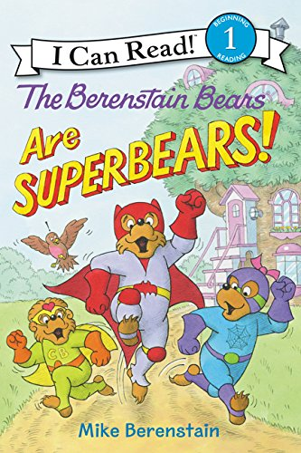 9780062350084: The Berenstain Bears Are Superbears! (I Can Read Books: Level 1)