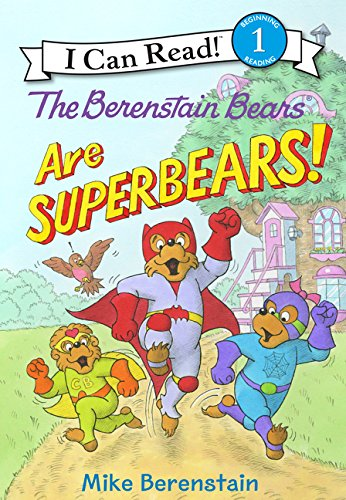9780062350091: The Berenstain Bears Are Superbears! (I Can Read Books: Level 1)