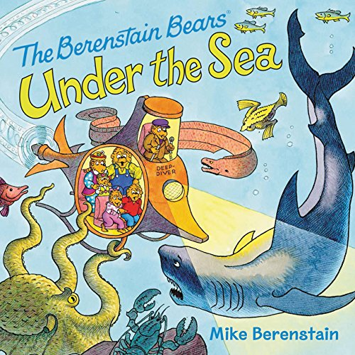 9780062350114: The Berenstain Bears Under the Sea