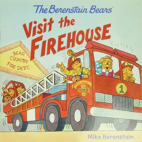 9780062350169: The Berenstain Bears Visit the Firehouse
