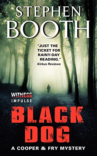 9780062350428: Black Dog (Cooper & Fry Mysteries)