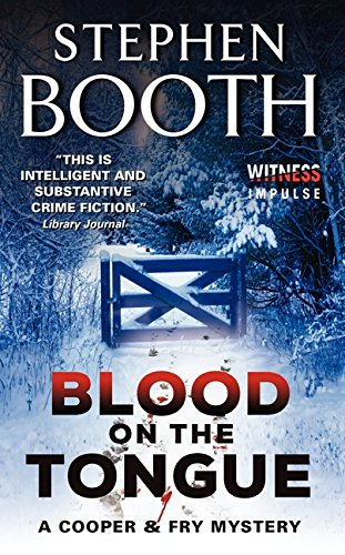 9780062350442: Blood on the Tongue (Cooper & Fry Mysteries)
