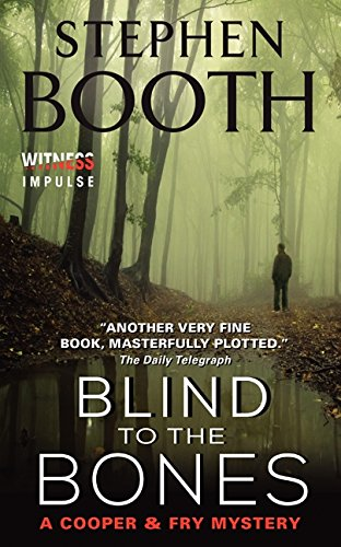 9780062350459: Blind to the Bones (Cooper & Fry Mysteries)