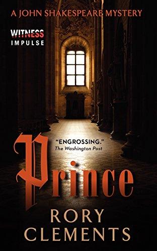 9780062350466: Prince: A John Shakespeare Mystery