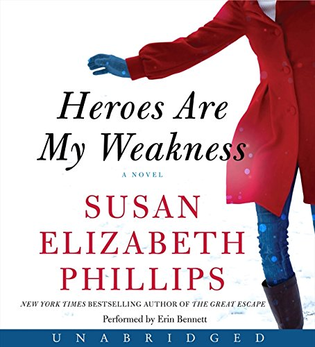 9780062350589: Heroes Are My Weakness CD: A Novel