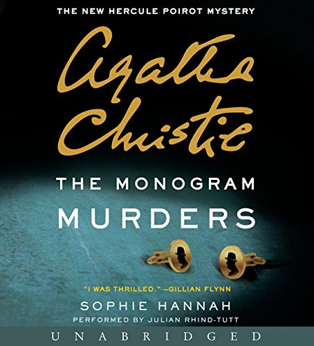 9780062350688: The Monogram Murders CD: The New Hercule Poirot Mystery (Hercule Poirot Mysteries)