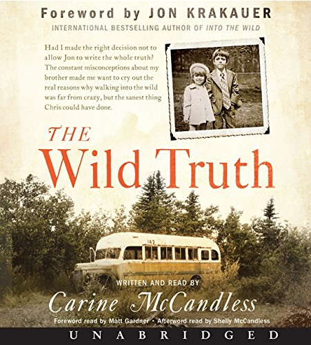 9780062350961: The Wild Truth CD