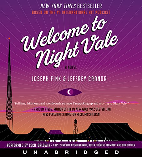 9780062351463: Welcome to Night Vale CD