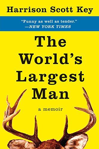9780062351500: The World's Largest Man: A Memoir