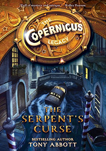 9780062351593: The Copernicus Legacy: The Serpent's Curse