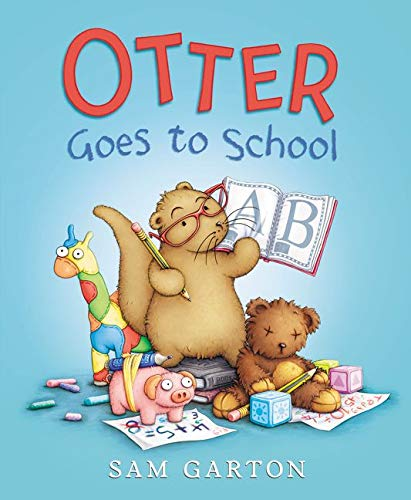 9780062352255: Otter Goes to School