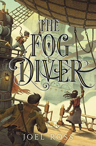 9780062352934: The Fog Diver
