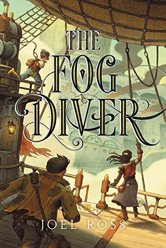 9780062352941: The Fog Diver