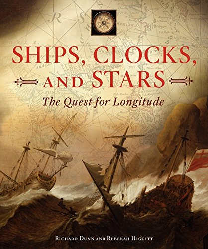 9780062353566: Ships, Clocks, and Stars: The Quest for Longitude